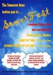 Somerfest 2011 Poster
